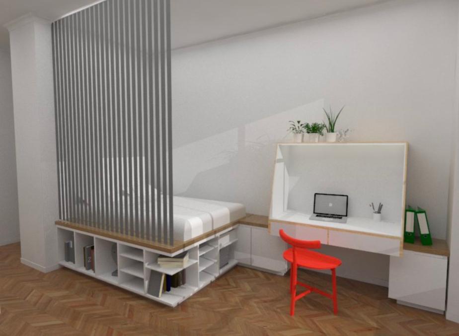 Bureau-3D